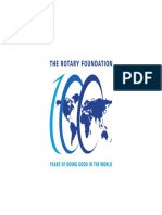History of the Rotary Foundation PowerPoint En