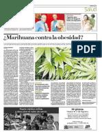 Marihuana Y obesidad