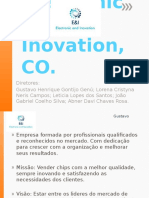 Electronic & Inovation, CO - Final