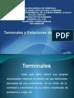 Terminales y Estaciones de Pasajeros