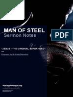 Man of Steel Sermon Notes Final4