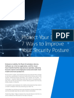 Improving Employees Security