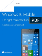 Windows 10 Mobile for Lumia