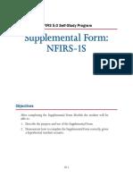 Nfirs Module 1s Supplemental