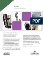 Roxar Multiphase meter 2600 Datasheet.pdf