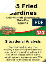 555 Fried Sardines PPT