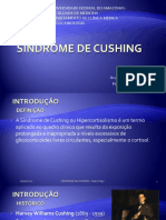 Sindrome de cushing