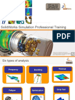 SolidWorks Simulation Professional Training