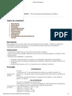 Medicamento Midazolam 2014