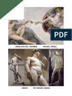 Diapositivas Pintura de Rafael Elonardo Da Vinci, Otros