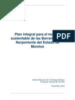 Plan Barrancas de Cuernavaca