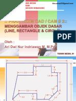 5. Pratikum CAD 3.