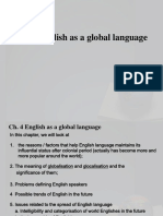 Ch. 4 English as a Global Language 1-17