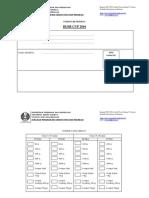 Formulir Pendaftaran Ikor Cup 3