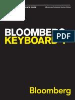 Bloomberg Keyboard 4 Guide