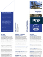 Van Dien Asset Management Brochure