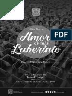 Amor es más laberinto - Sor Juana Inés de la Cruz