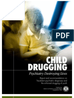 Child Drugging