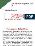 Clase 5- Propiedades Coligativas