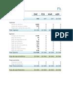 Copia de Flujo de Caja en Excel OCTUBRE 20 16