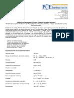 Hoja Datos Pce Cl 20