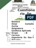 Cuestionario de Geo 2 DO PARCIAL..