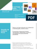 Diagnóstico Actual de La Parasitosis Pato II 2015 Revisado Con Correciones