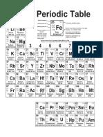 9ed Periodic Table