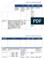 ANNEX 11 SRC Summary of Information.doc