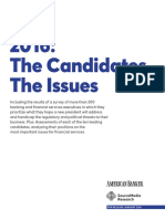 2016-The Candidates and the Issues