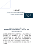 5.5 Proteccion de Sobrecorriente de Lts