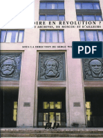 Wolikow, Serge (Coordinador) - Une Histoire en Revolution. Du Bon Usage Des Archives, De Moscou Et d'Ailleurs