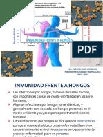 Inmunidad Frente a Hongos