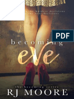 Becoming Eve (the Becoming Seri - RJ Moore