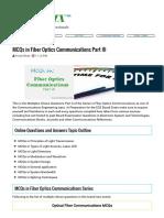 MCQs in Fiber Optics Communications Part III _ PinoyBIX - Engineering Review.pdf