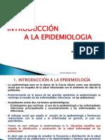 Epidemiologia Descriptiva 2016