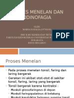 Fisiologi Menelan dan odinofagia - Maria Natalia 15710114.ppt