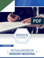 p.a Derecho Registral
