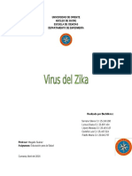 Programa de Educacion Para La Salud sobre el Zika