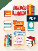 Pack de Libros Roberto Gutierrez