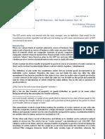 Understanding GST Part 15 Works Contract