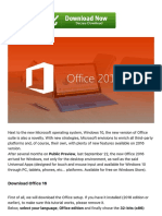Hyrokumata Activate Office 2016