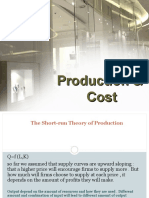 Chapter 5 -Production and Cost
