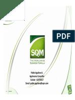 Fertilizacion sandias Soquimich