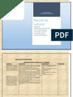 Lecturas de Mercados Mundiales Revision