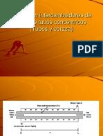 Control en Intercambiadores de Calor Concéntricos