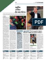 La Provincia Di Cremona 14-11-2016 - Le Interviste - Pag.4