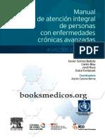 Manual de Atencion Integral de Personas Con Enfermedades Cronicas Avanzadas.