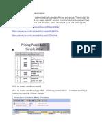 SD Pricing Procedure_BP_Item Cat