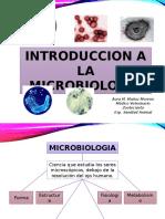 Introduccion a La Microbiologia